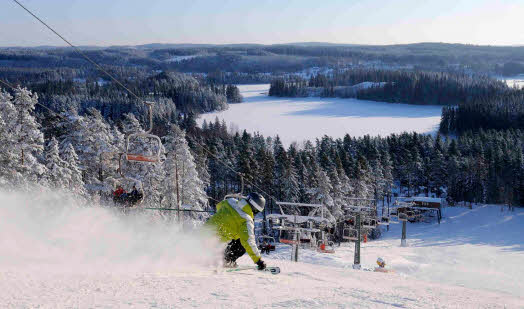 Isaberg Mountain Resort - Stugby & Camping