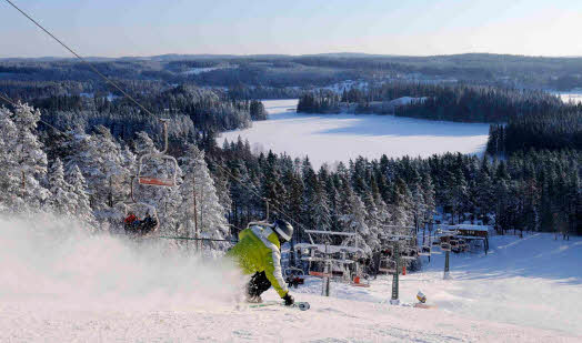 Isaberg Mountain Resort - Småland