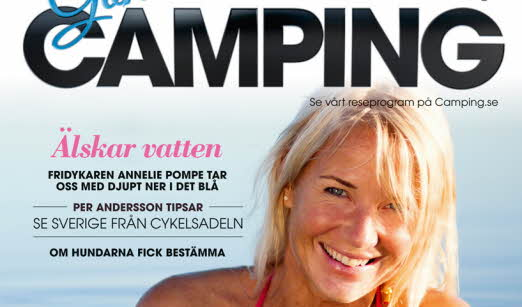 Gone Camping magasin 2015