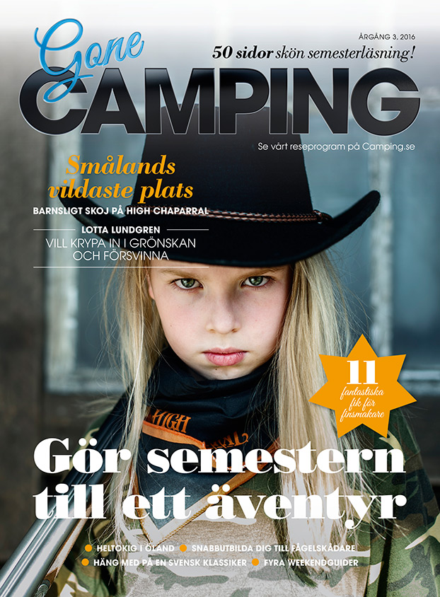 Magasinet Gone Camping 2016