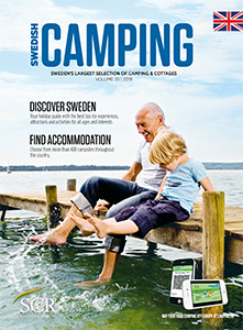 The catalouge Swedish Camping