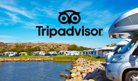 Top campsites at Tripadvisor