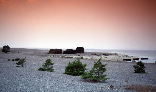Campsites on Gotland