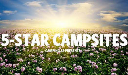 Five star campsites